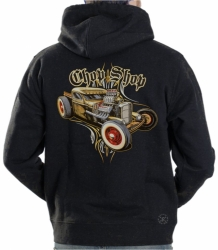 Chop Shop Hoodie Sweat Shirt