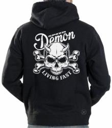 Speed Demon Living Fast Hoodie Sweat Shirt